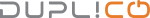 Wordmark - Dark-Mater Logo Duplico V1